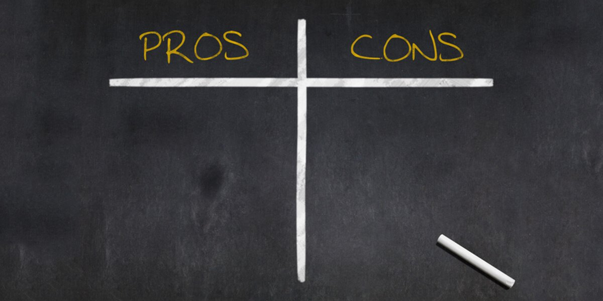 chalkboard pros and cons - pros and cons of an able account certified financial planning services