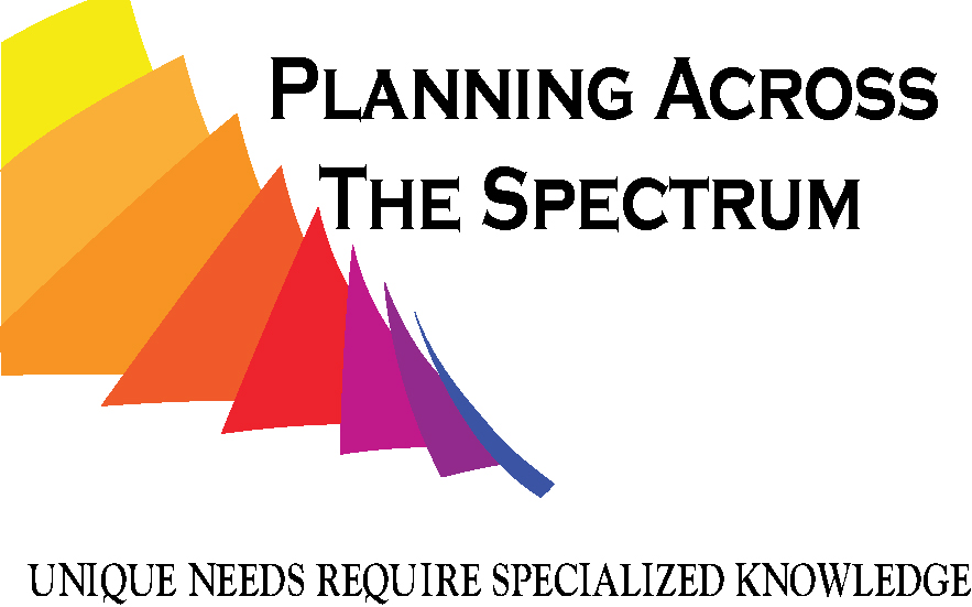 planning across the spectrum logo - special needs certified financial planning services connecticut
