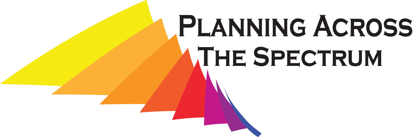 Planning Across The Spectrum Footer Logo