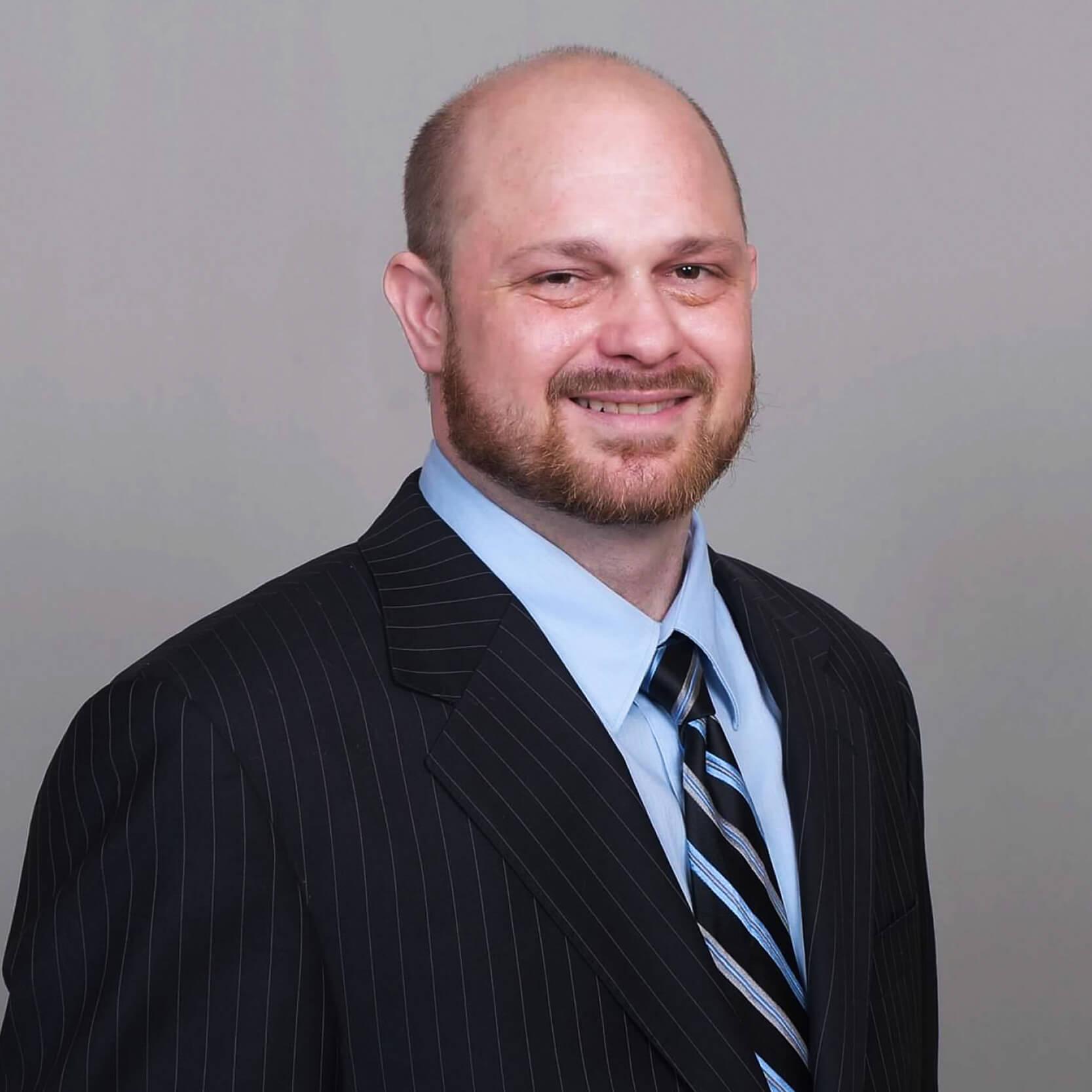 robert dillard headshot - special needs financial planner